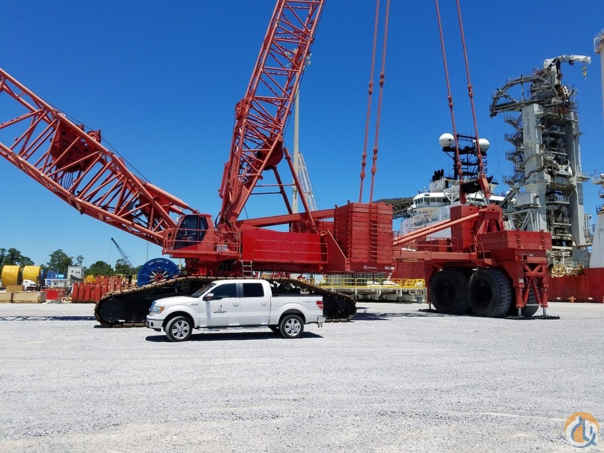 Manitowoc Crane for Sale or Rent in Mobile Alabama on CraneNetworkcom