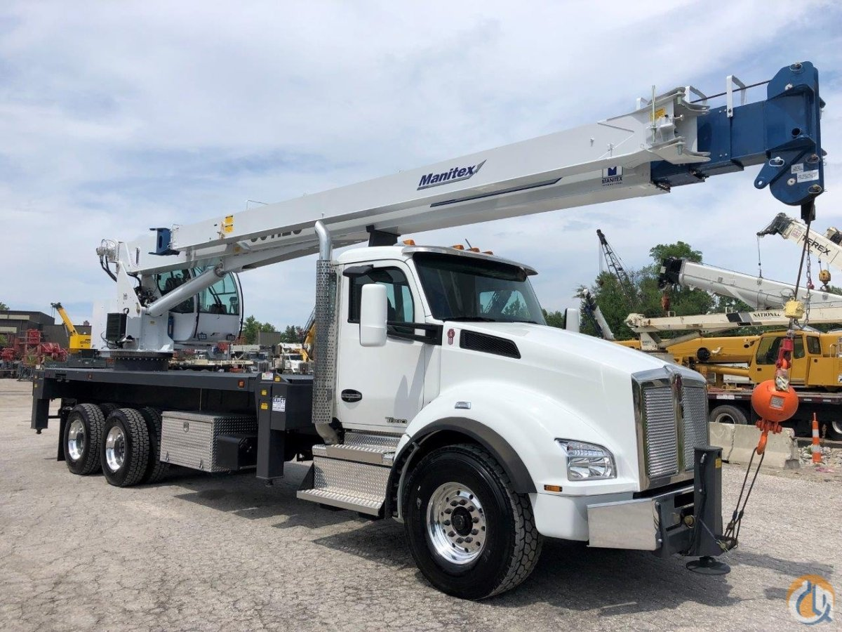 2020 Manitex 30112S Crane for Sale in Solon Ohio on CraneNetwork.com