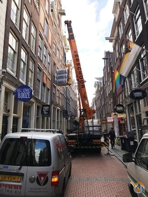 Manitex 30100 Crane for Sale in Sassenheim Zuid-Holland on CraneNetwork.com