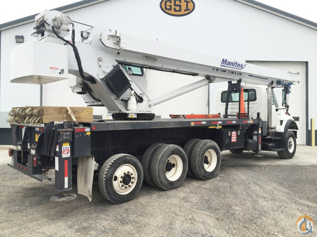 2013 MANITEX 40124 SHL Crane for Sale in New York New York on CraneNetwork.com