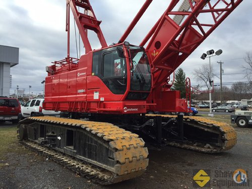 2014 Manitowoc 12000-1 Crane for Sale in Easton Massachusetts on CraneNetwork.com