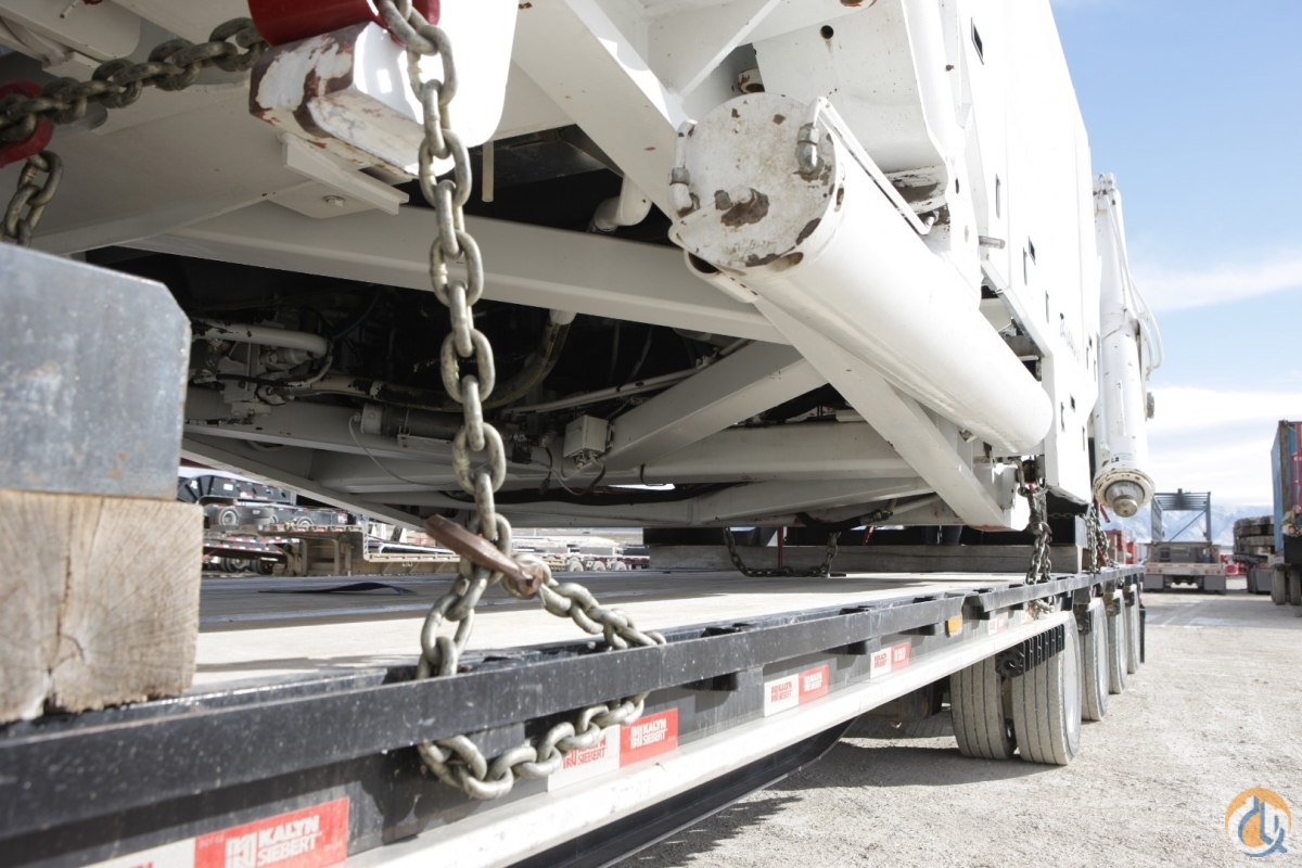 MANITOWOC 16000 440 TON CRAWLER CRANE WITH LUFFING JIB LOW HOURS Crane for Sale on CraneNetwork.com