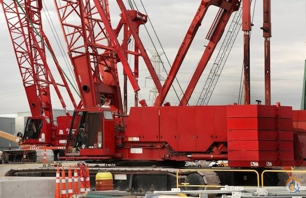 EXCEPTIONALLY CLEAN M2250  OPTIONAL LUFFING JIB AND MAX-ER AVAILABLE Crane for Sale or Rent in Toledo Ohio on CraneNetworkcom