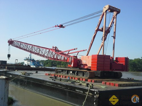 1999 Manitowoc 2250 III Crane for Sale in New York New York on CraneNetworkcom