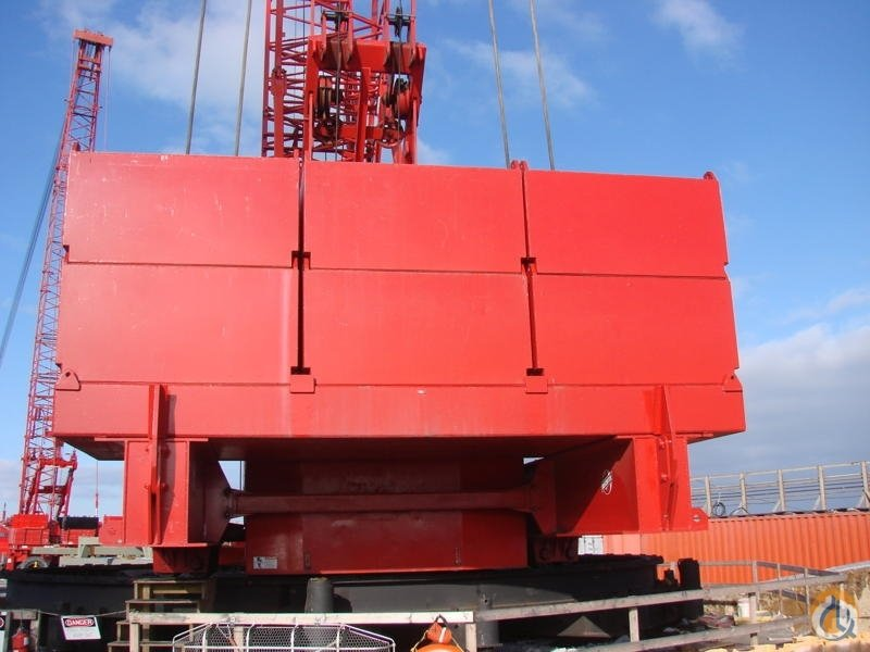 Manitowoc 4100-S2 WITH S3 RINGER EXCEPTIONALLY CLEAN REBUILT ENGINE PAINT Crane for Sale on CraneNetwork.com