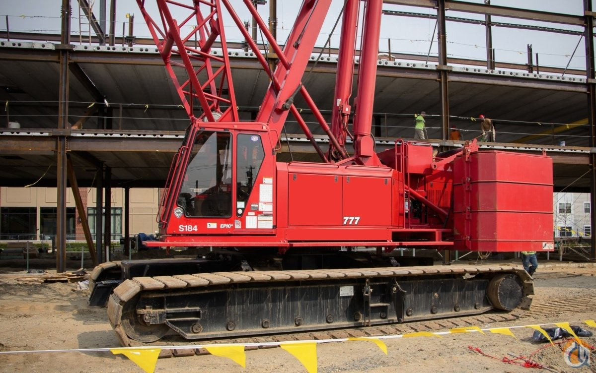 2011 MANITOWOC 777 SERIES 2 EXCEPTIONAL LOW HOURS 210 BOOM PLUS 60 JIB Crane for Sale or Rent in Philadelphia Pennsylvania on CraneNetworkcom