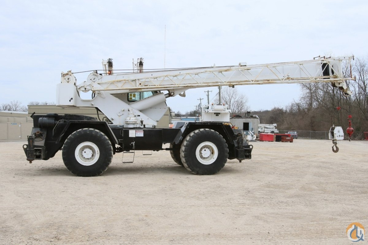TEREX RT-335 Crane for Sale on CraneNetworkcom