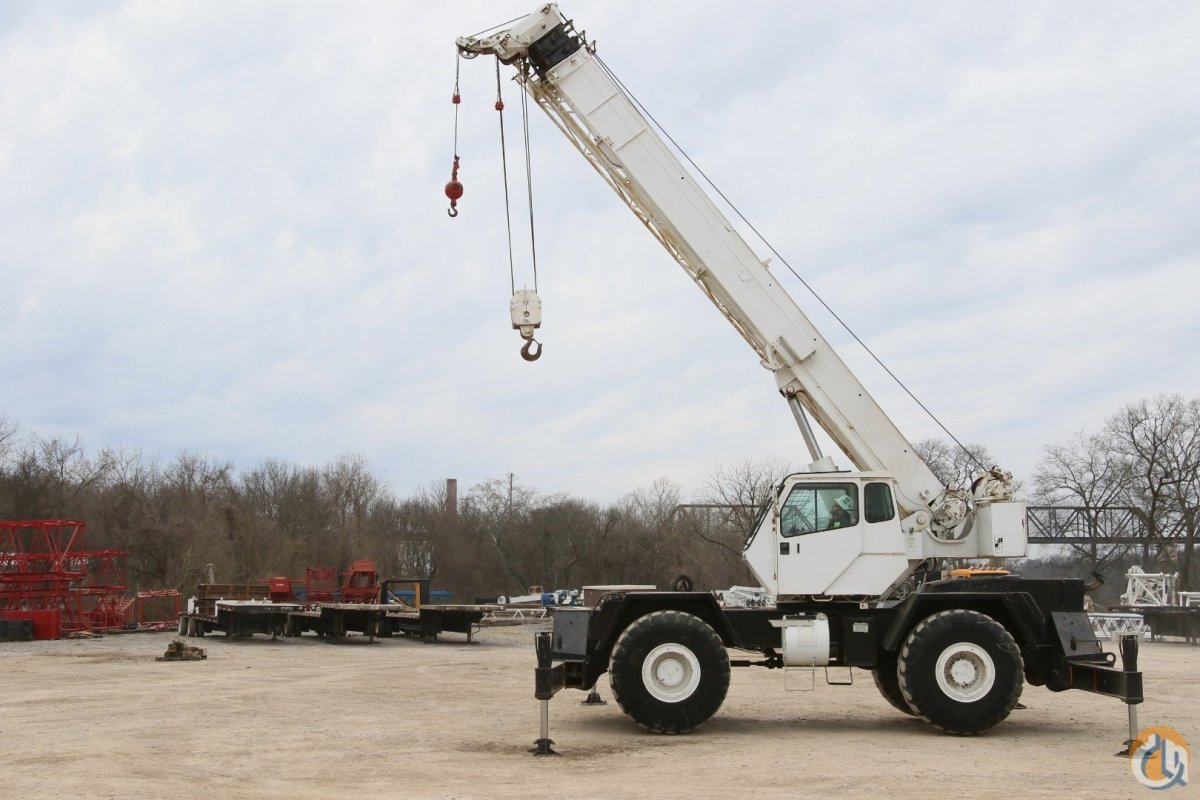 TEREX RT-335 Crane for Sale on CraneNetwork.com