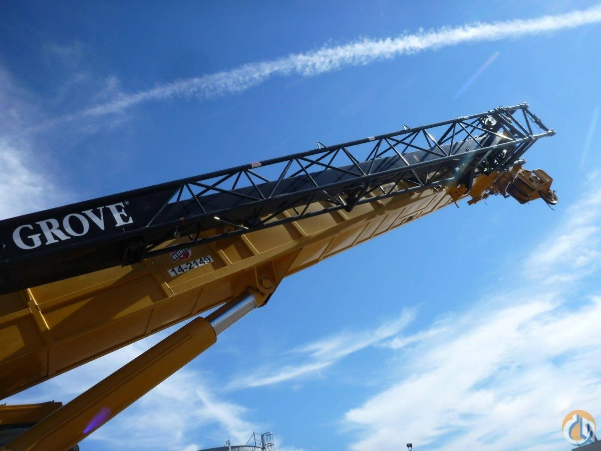 1998 Grove RT870 Crane for Sale in Houston Texas on CraneNetworkcom