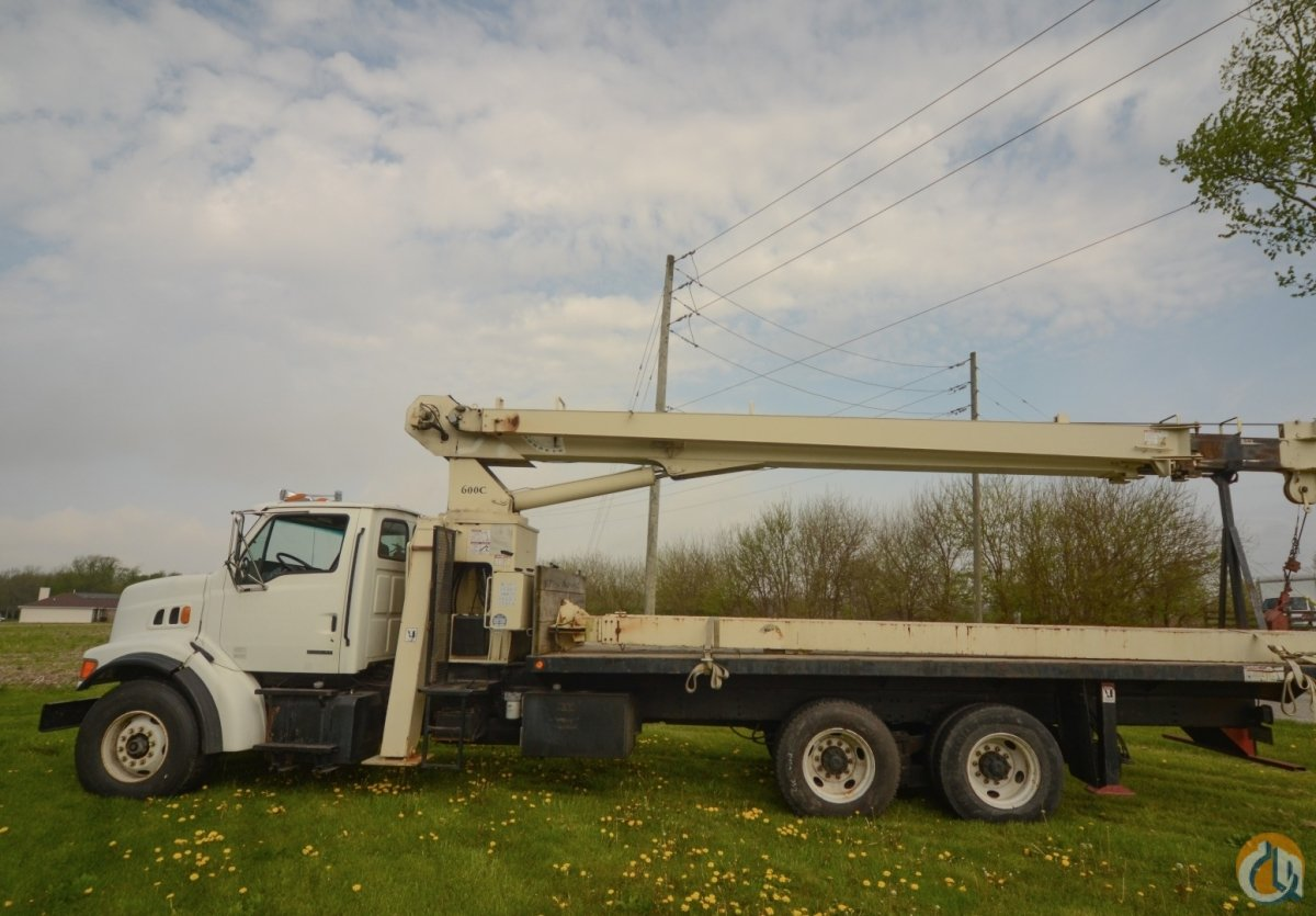 2000 National 600C 17 Ton Boom Truck Crane for Sale on CraneNetworkcom