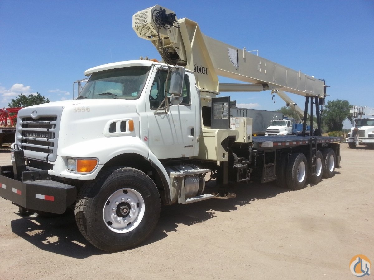 2006 National-Sterling 1400H Boom Truck Crane for Sale on CraneNetwork.com