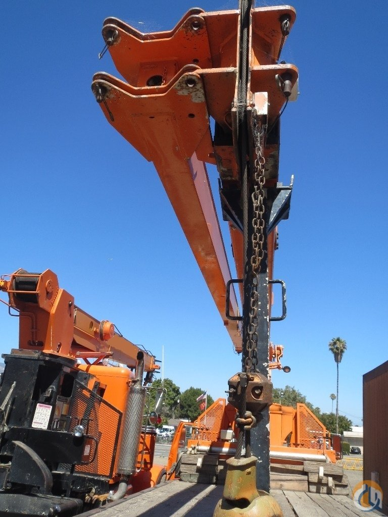 1985 National-Ford 556A  Boom Truck CBJ792 Crane for Sale on CraneNetworkcom