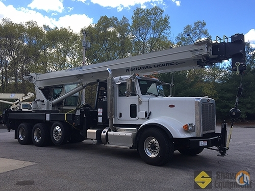 2017 National 14127A Crane for Sale in Easton Massachusetts on CraneNetworkcom