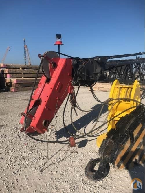 2007 LINK-BELT LS-248H II Crane for Sale in Houston Texas on CraneNetwork.com