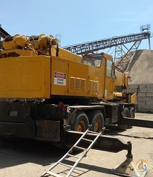 1974 PH 650-TC Crane for Sale in Roxbury Township New Jersey on CraneNetwork.com
