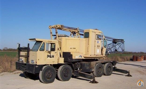 PH TC430 Truck Crane Crane for Sale in Fort Worth Texas on CraneNetwork.com