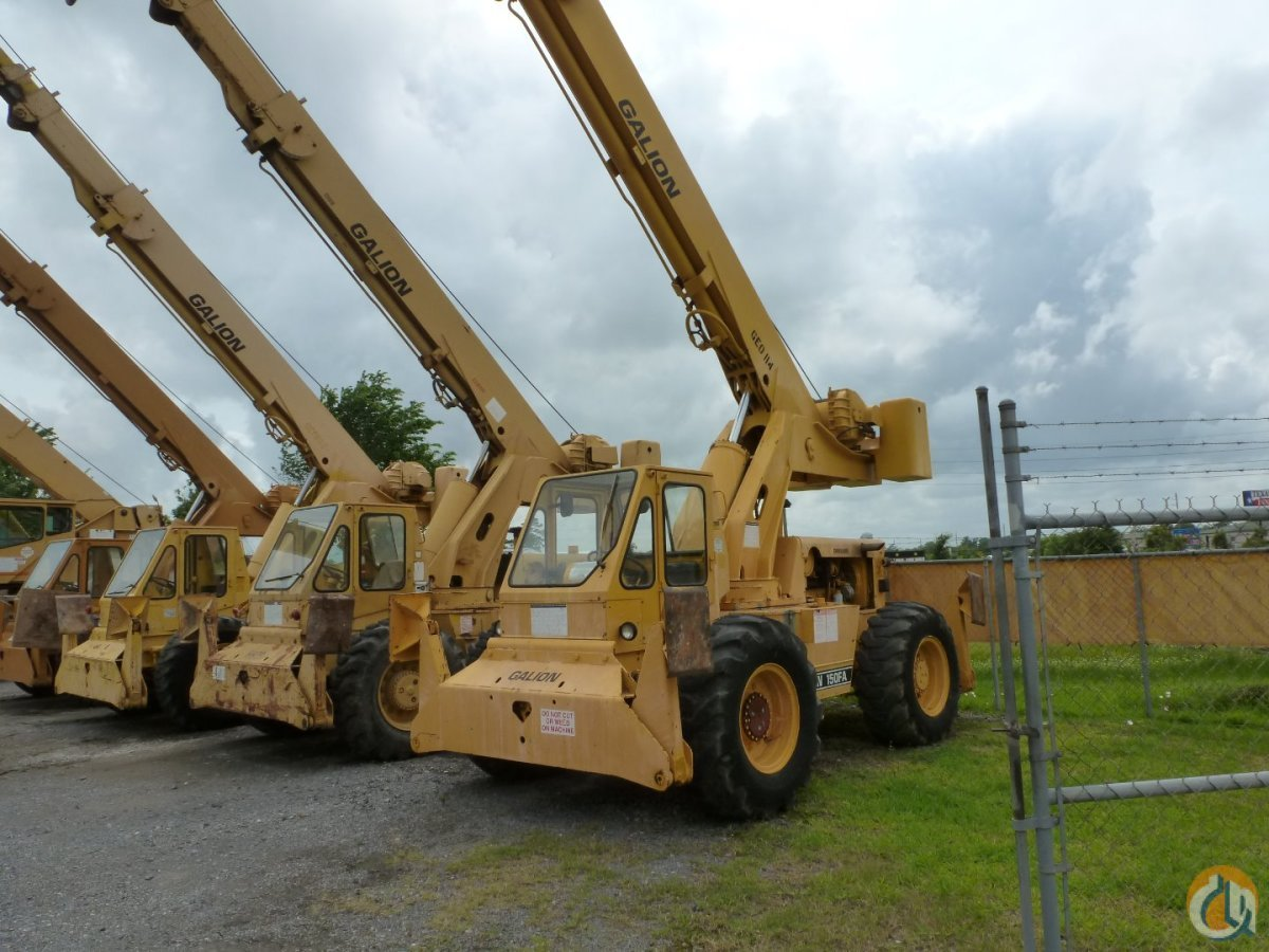 Crane for Sale in Houston Texas on CraneNetworkcom