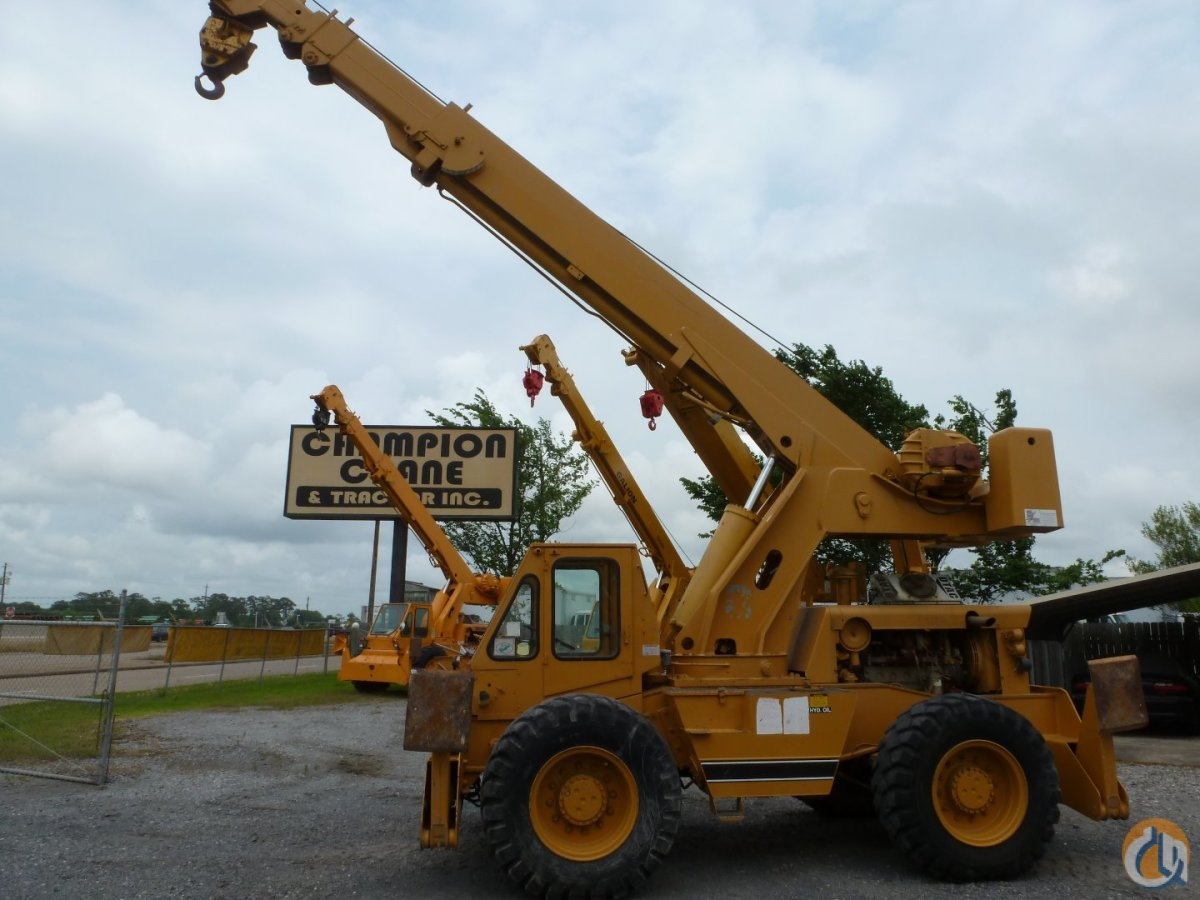 Crane for Sale in Houston Texas on CraneNetwork.com