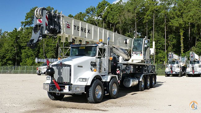 P1050859 small terex crossover 8000 kw t800 crane for in houston texas on  at fashall.co