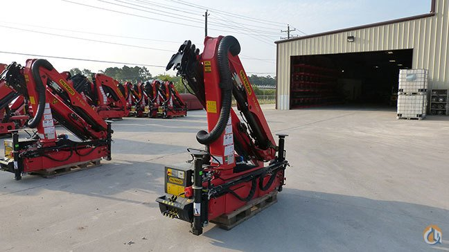 New Palfinger PK 6501 High Performance knuckle boom unmounted Crane for Sale in Houston Texas on CraneNetwork.com