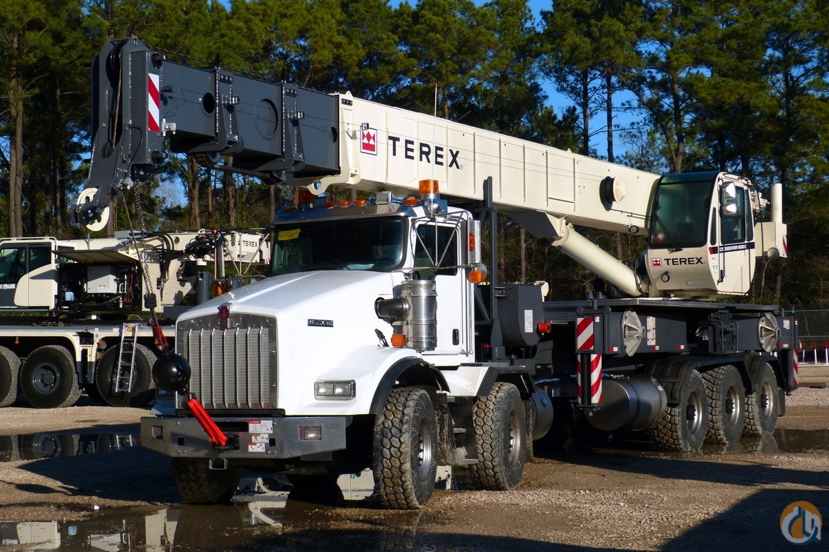 New Terex Crossover 6000 boom truck Crane for Sale in Houston Texas on CraneNetwork.com
