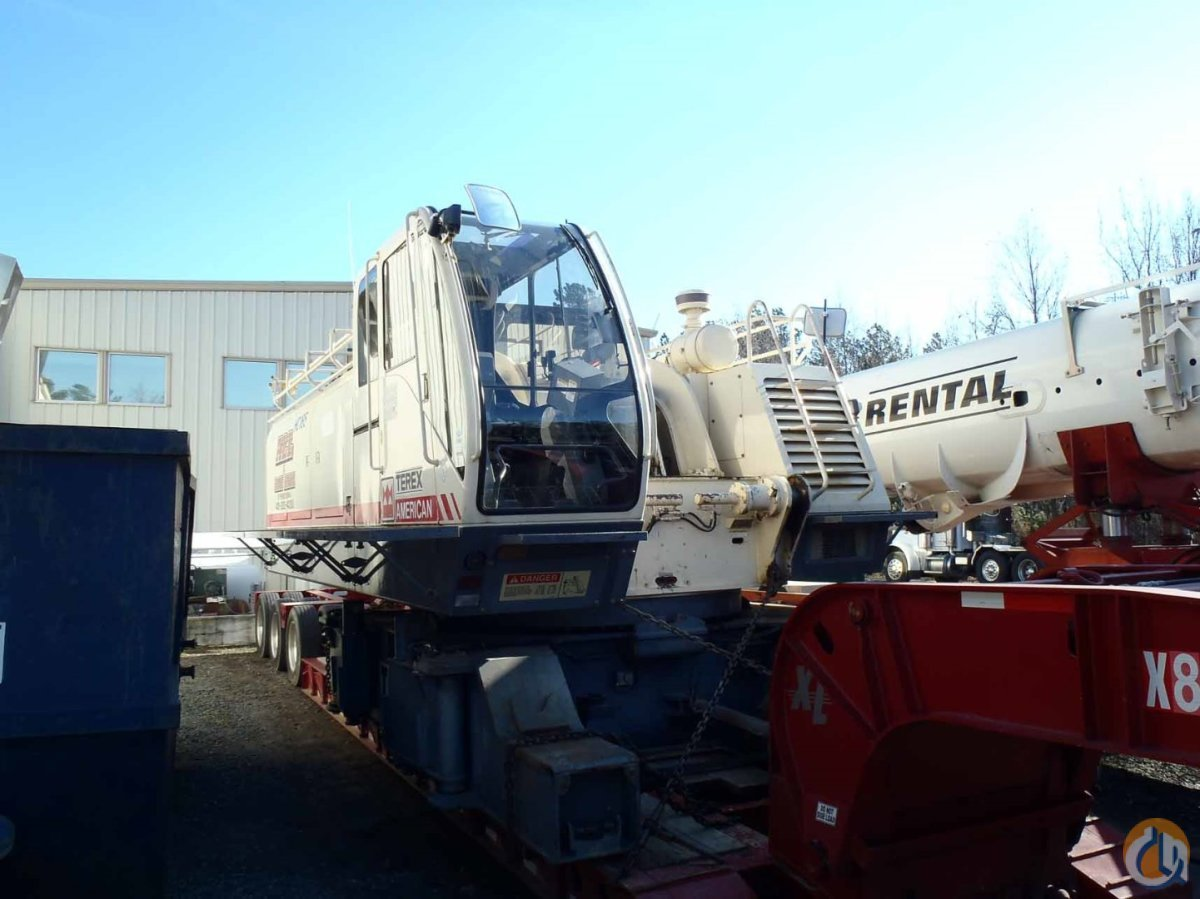 Terex HC165 For Sale Crane for Sale in Tampa Florida on CraneNetwork.com