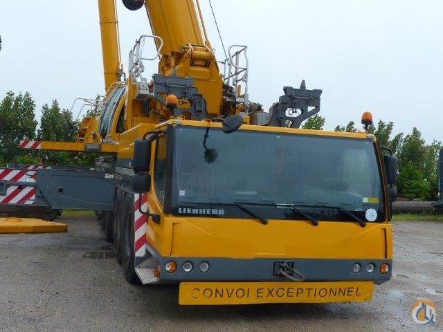 2011 LTM 1350-6.1 Crane for Sale in Arlington Texas on CraneNetwork.com