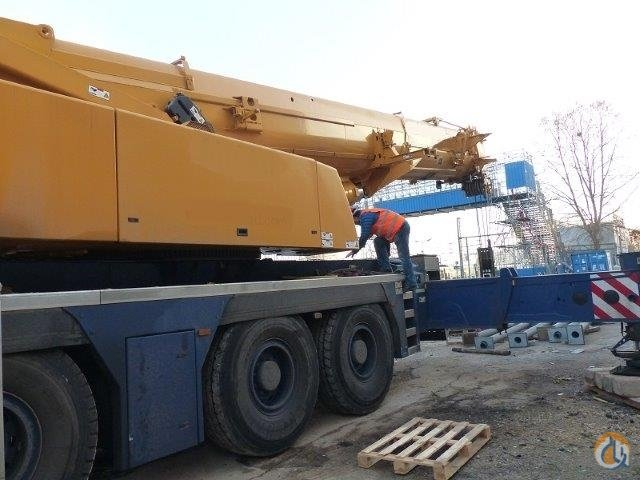 2012 LTM 1200-51 Crane for Sale in Baltimore Maryland on CraneNetworkcom