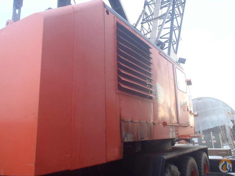 1965 Manitowoc 3900T Crane for Sale in Seattle Washington on CraneNetwork.com