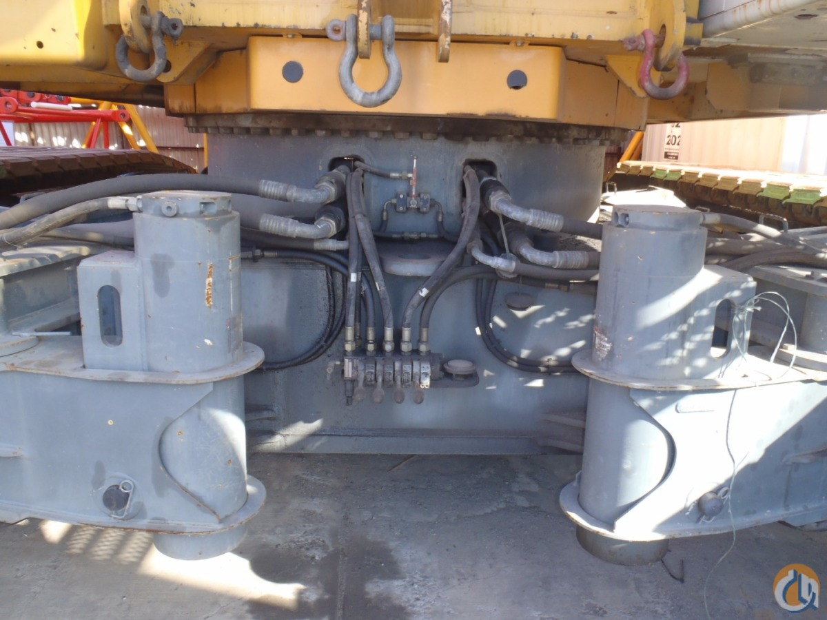 2005 Liebherr HS885HD Crane for Sale in New York New York on CraneNetworkcom