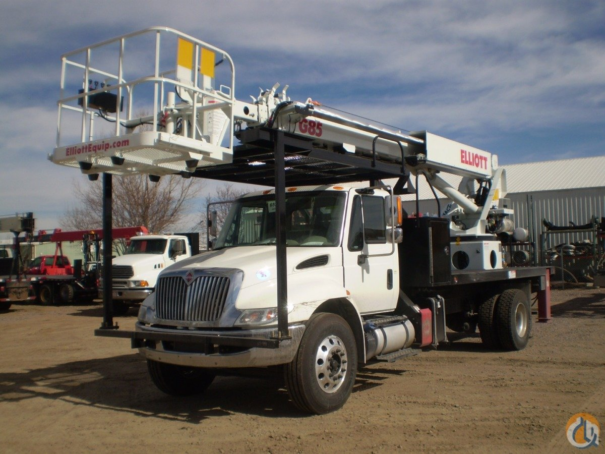 Elliott HiReach G85R Crane for Sale in Denver Colorado on CraneNetworkcom
