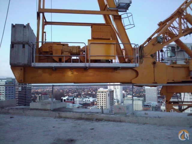 Potain MR 150 1998 Crane for Sale on CraneNetwork.com