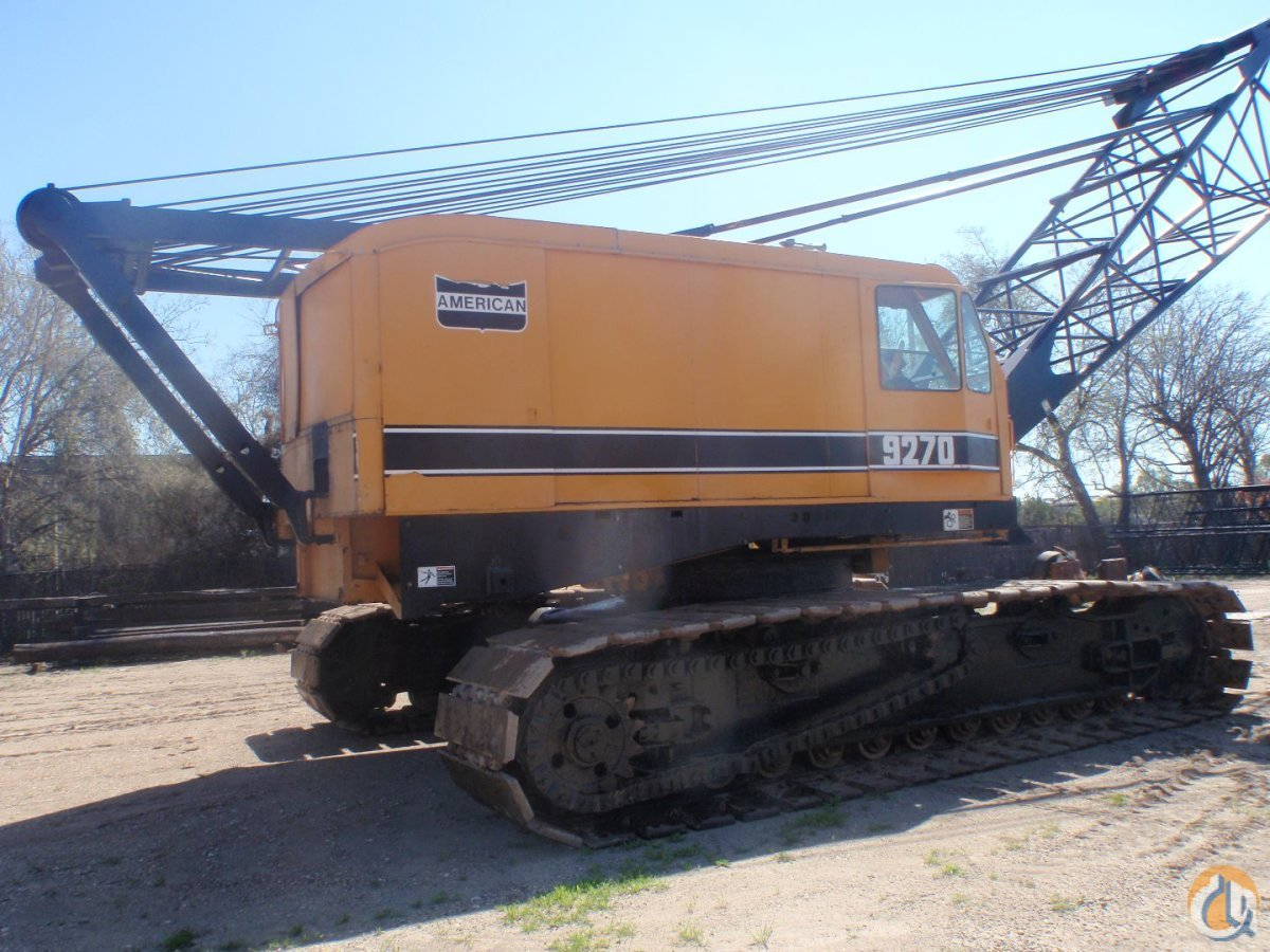 1980 American 9270 Crane for Sale in Garland Texas on CraneNetwork.com