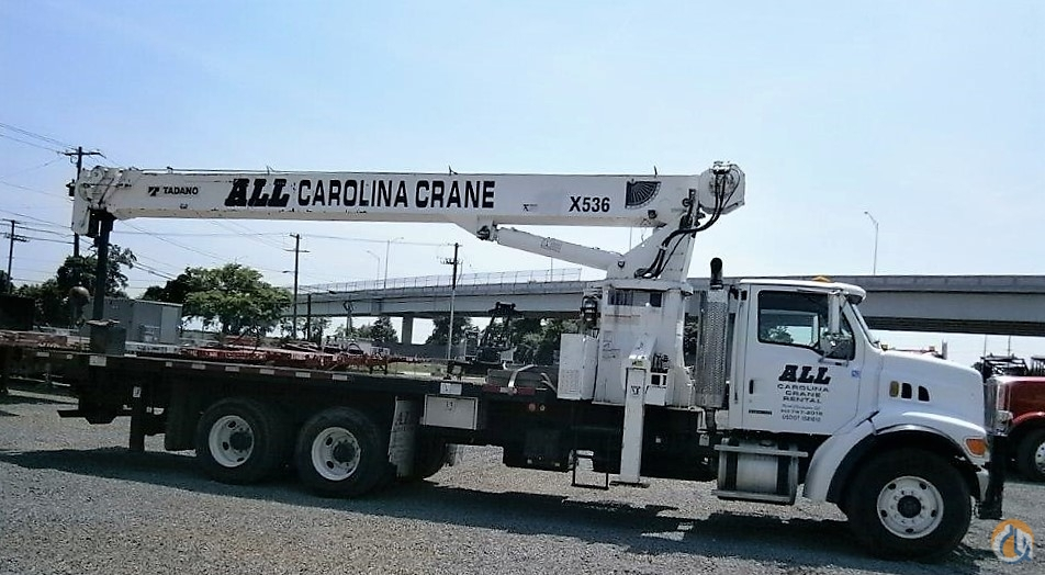 2007 TADANO TM20110 Crane for Sale in North Charleston South Carolina on CraneNetwork.com