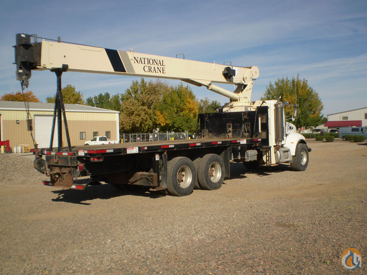 National 8100D Boom Truck Crane for Sale in Denver Colorado on CraneNetworkcom