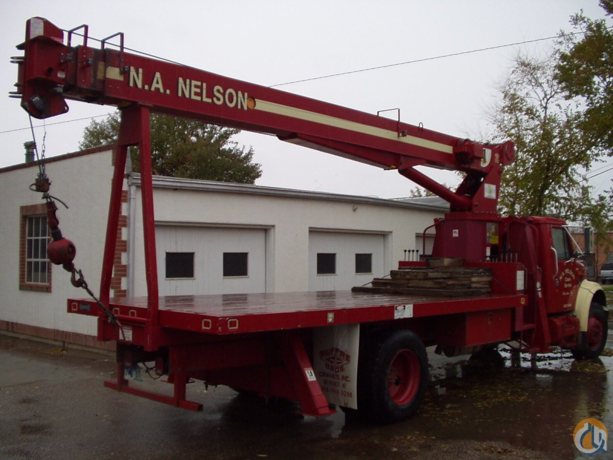 Sold TEREX TC3063 FOR SALE Crane for  in Sheridan Wyoming on CraneNetwork.com
