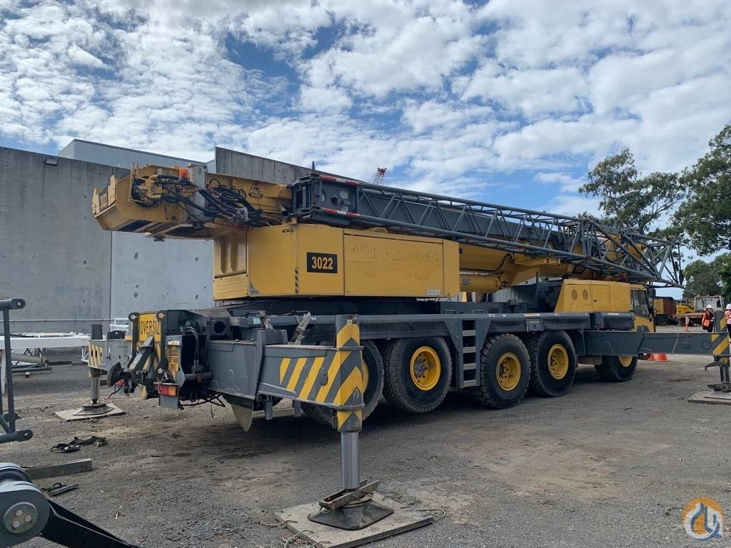 Liebherr LTM 1160-2 Crane for Sale on CraneNetwork.com