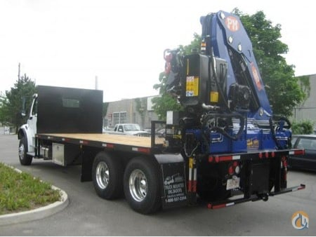 NEW PM 36522 with 21 DECK on NEW 2020 FREIGHTLINER M2-106 350 HP  IDEAL PRECAST TRUCK Crane for Sale in Toronto Ontario on CraneNetwork.com