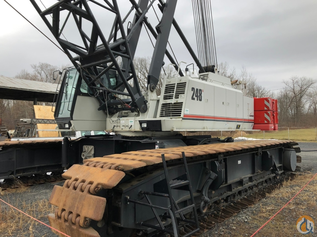 200-Ton Link-Belt 248H5 Crane for Sale in Syracuse New York on CraneNetwork.com