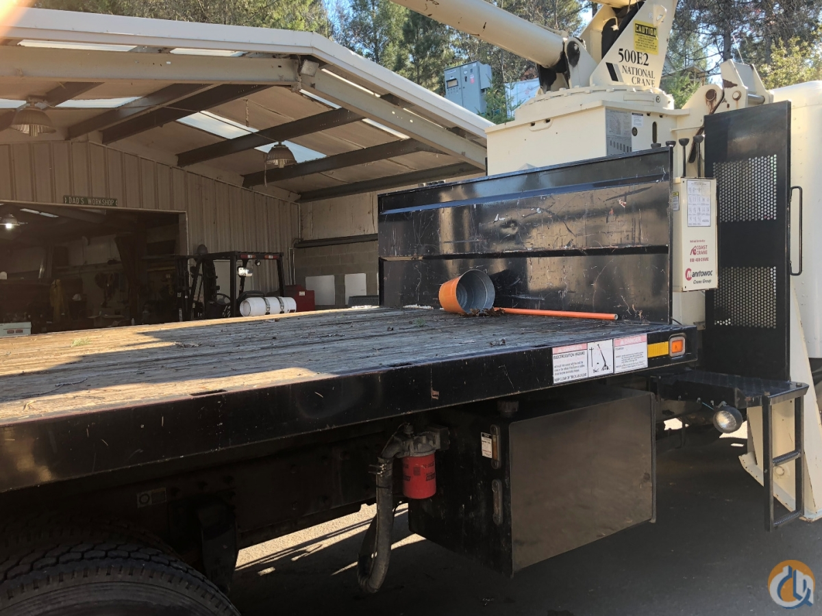Sold 2008 National 560 Crane for  in Auburn California on CraneNetwork.com