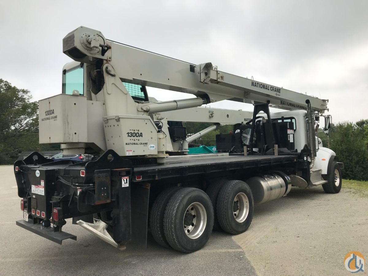 30-Ton Swing Cab Boom Truck Crane for Sale in Oxford Massachusetts on CraneNetwork.com