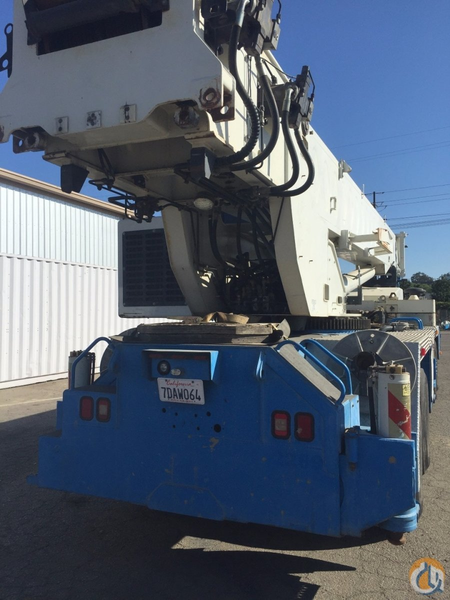 Sold 1999 Linkbelt HTC-8670 Crane for  in San Diego California on CraneNetwork.com