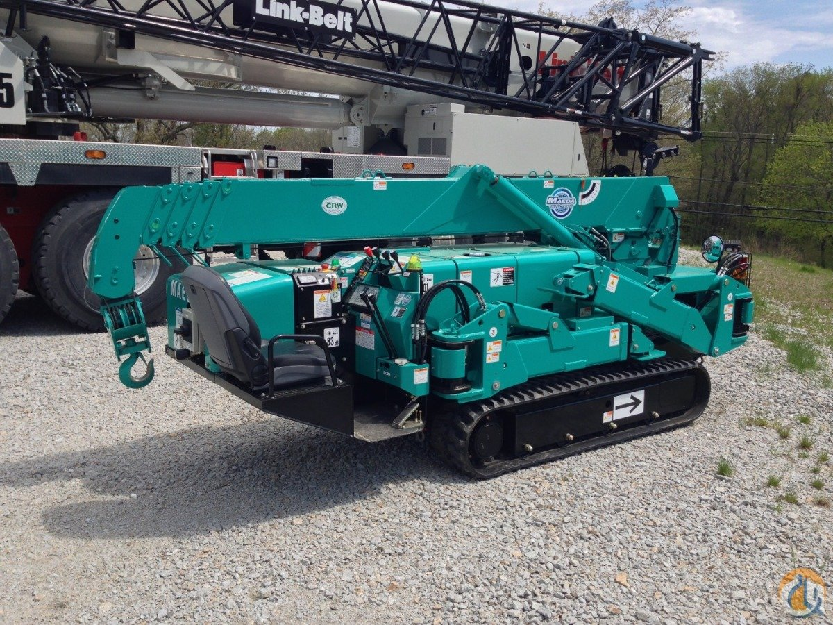 Sold 2014 Maeda Mc305 2 Now Available Crane For In