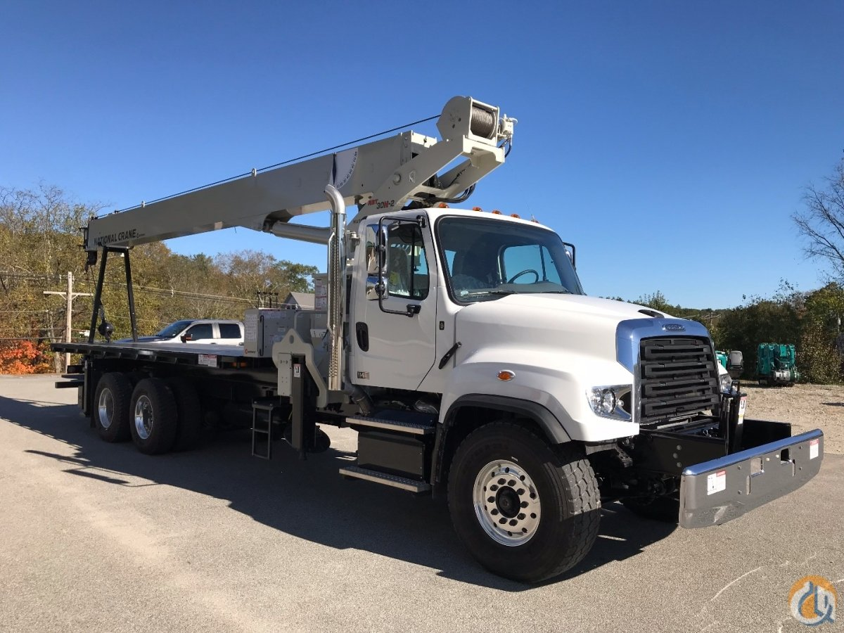 Its Automatic Crane for Sale in Oxford Massachusetts on CraneNetwork.com