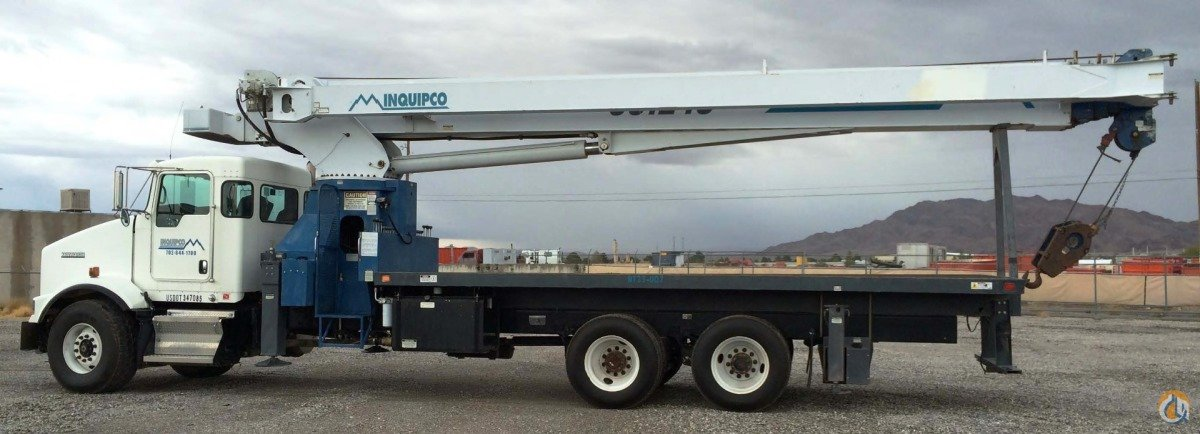 2007 Manitex 35124C Boom Truck Crane for Sale or Rent in Las Vegas Nevada on CraneNetworkcom