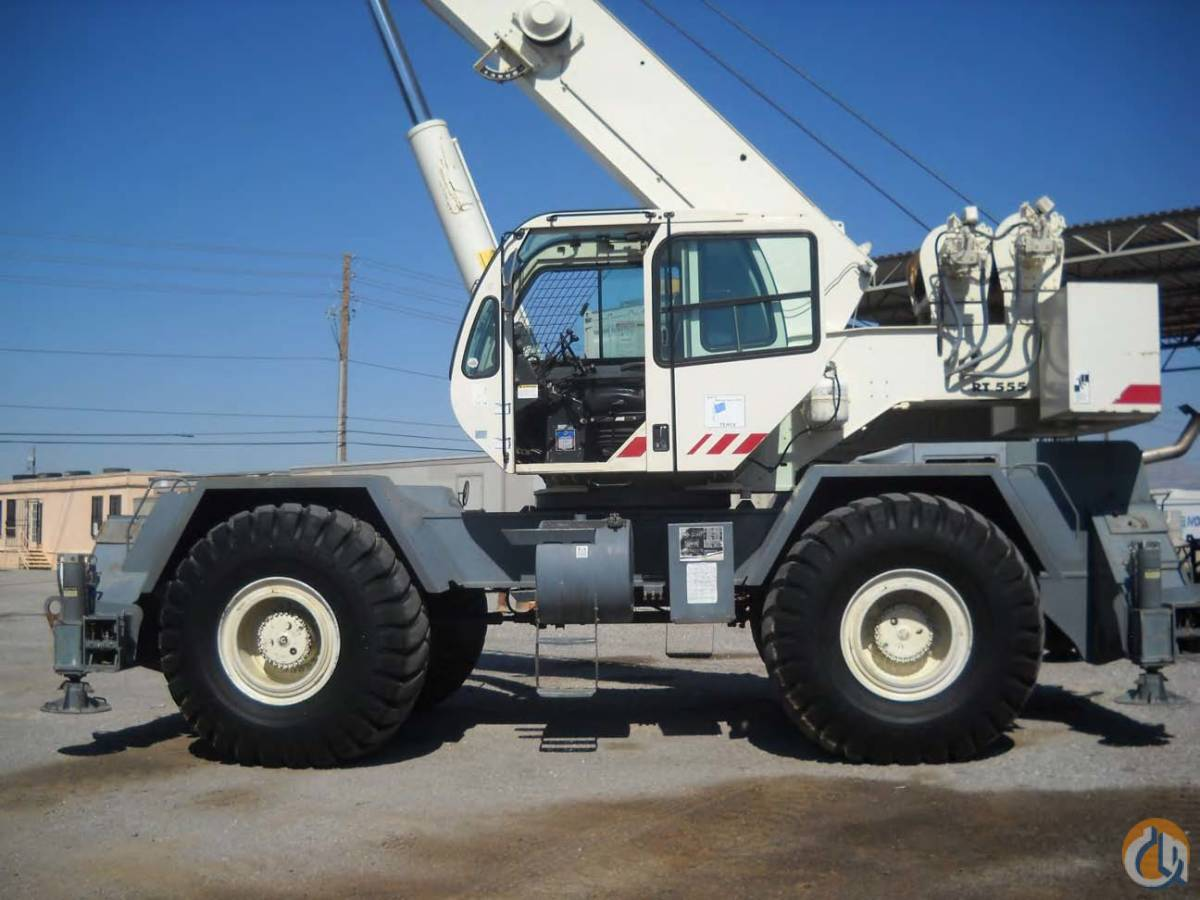 2000 Terex RT555 Crane Crane for Sale or Rent in Las Vegas Nevada on CraneNetworkcom