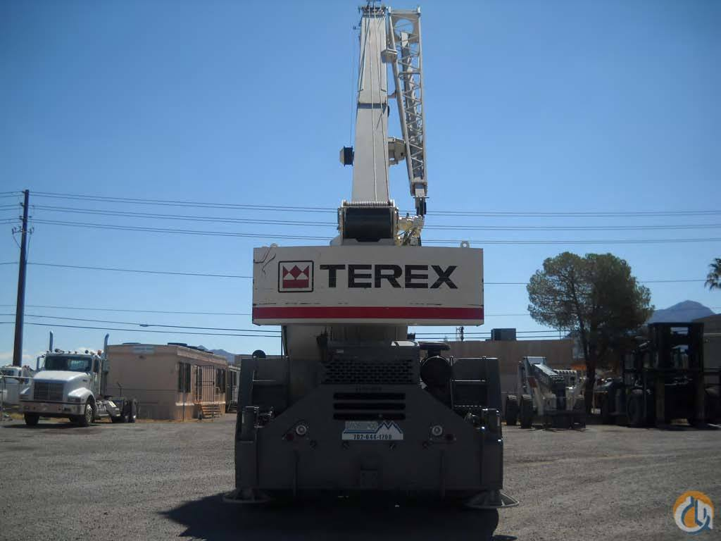 2005 Terex RT780 Crane Crane for Sale or Rent in Las Vegas Nevada on CraneNetworkcom