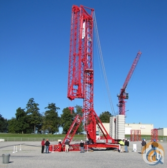 Potain IGO T 130 2011 Crane for Sale or Rent in Tukwila Washington on CraneNetworkcom