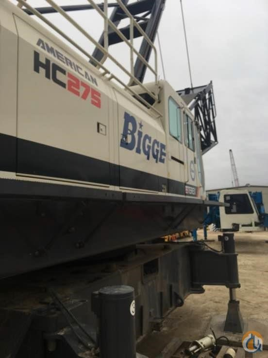 2012 TEREX HC275 Crane for Sale in Houston Texas on CraneNetwork.com