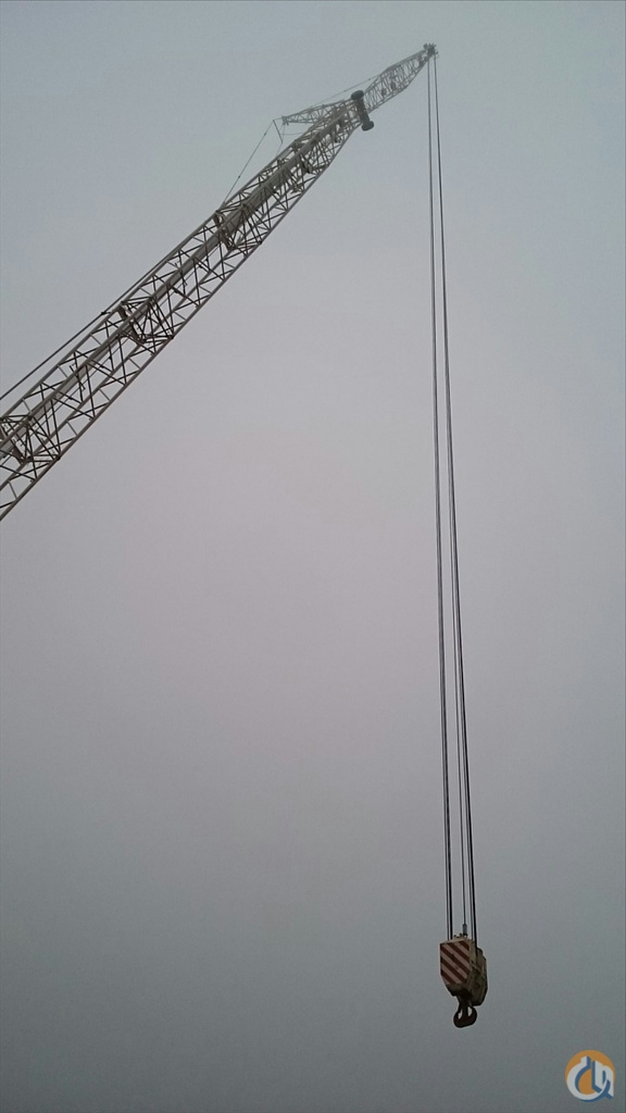 2009 Demag CC 2800-1 Crawler Lattice Boom Crane Crane for Sale in Brownsville Texas on CraneNetworkcom